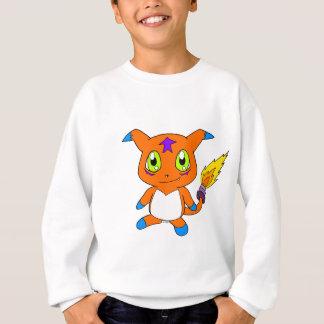 Niedliches Fuchsmonster Sweatshirt