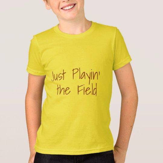 niedliches gerade playin der angesagte lustige T-Shirt