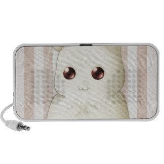 Niedliches geschwollenes Kawai Häschen-Kaninchen Mp3 Lautsprecher