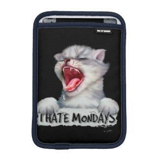 NIEDLICHES iPad CARTOON CAT MONTAG Mini Sleeve Für iPad Mini