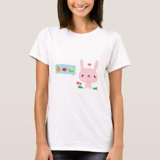 niedliches kawaii Kaninchen T-Shirt