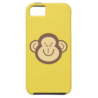 Niedliches kleines Affe-Gesicht iPhone 5 Cover