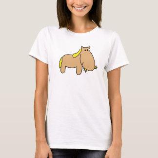 Niedliches kleines Pferd T-Shirt