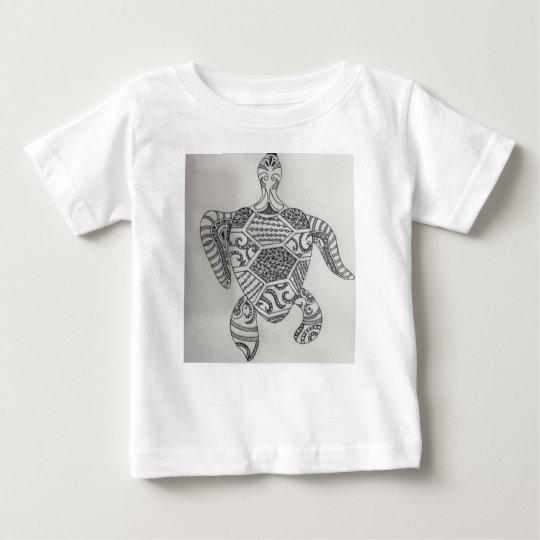 Niedliches kleines Shirt gedruckt mit