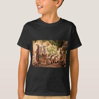 Niedliches Meerkats T-Shirt