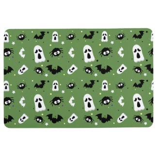 Niedliches Muster Halloweens Bodenmatte