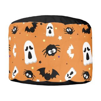 Niedliches Muster Halloweens Hocker
