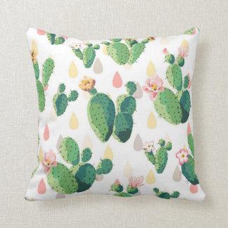 Niedliches saftiges reizendes Kaktus-Kissen Kissen
