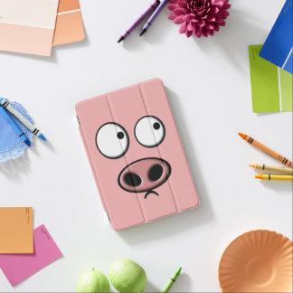 Niedliches Schwein iPad Mini Hülle