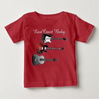 Niedliches Shirt der Ostküsten-Babygitarren-Musik