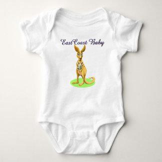 Niedliches Shirt des Ostküsten-Babykänguruhs