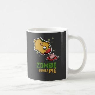 Niedliches Zombie-Meerschweinchen Kaffeetasse