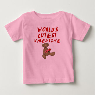 Niedlichste der Valentine-T-Shirts und Geschenke Baby T-shirt