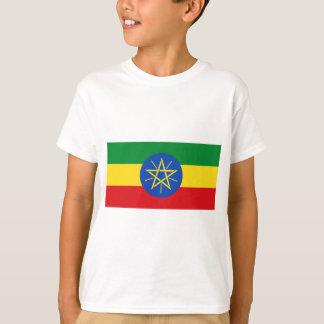 Niedrige Kosten! Äthiopien-Flagge T-Shirt