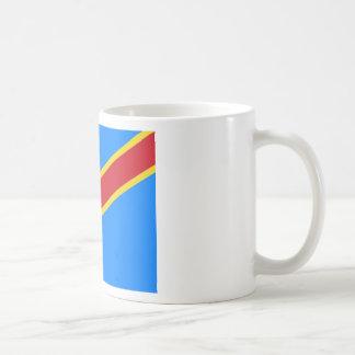 Niedrige Kosten! Der Kongo-Flagge Kaffeetasse