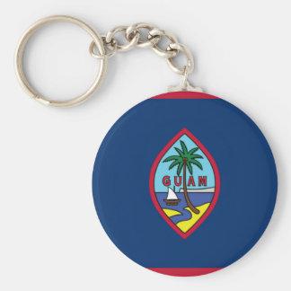 Niedrige Kosten! Guam-Flagge Schlüsselanhänger