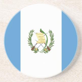 Niedrige Kosten! Guatemala-Flagge Untersetzer