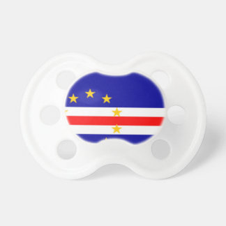 Niedrige Kosten! Kap-Verde Flagge Schnuller