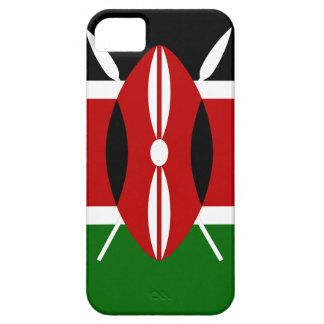 Niedrige Kosten! Kenia-Flagge Barely There iPhone 5 Hülle