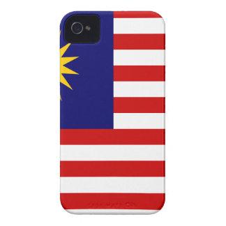 Niedrige Kosten! Malaysia-Flagge iPhone 4 Case-Mate Hülle