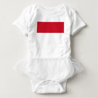 Niedrige Kosten! Monaco-Flagge Baby Strampler