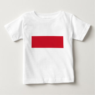 Niedrige Kosten! Monaco-Flagge Baby T-shirt