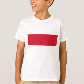 Niedrige Kosten! Monaco-Flagge T-Shirt
