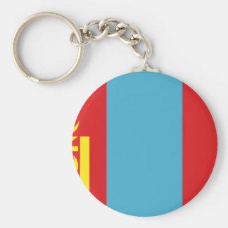 Niedrige Kosten! Mongolei-Flagge Schlüsselanhänger