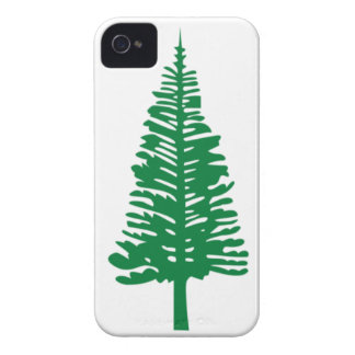 Niedrige Kosten! Norfolk-Insel-Flagge iPhone 4 Hülle