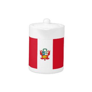 Niedrige Kosten! Peru-Flagge