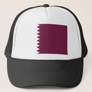Niedrige Kosten! Qatar-Flagge Truckerkappe