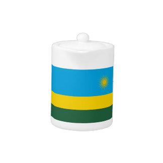 Niedrige Kosten! Ruanda-Flagge