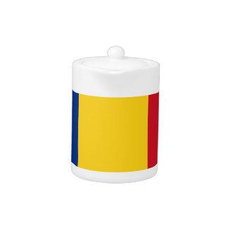 Niedrige Kosten! Rumänien-Flagge