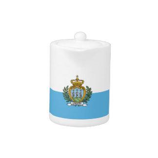 Niedrige Kosten! San- Marinoflagge