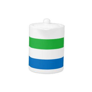 Niedrige Kosten! Sierra Leone-Flagge
