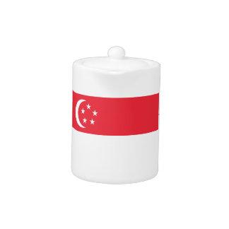 Niedrige Kosten! Singapur-Flagge