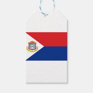Niedrige Kosten! Sint Maarten Flagge Geschenkanhänger