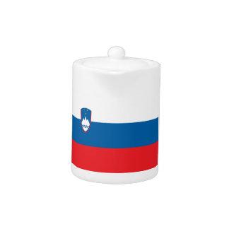 Niedrige Kosten! Slowenien-Flagge
