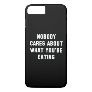 Niemand interessiert sich iPhone 8 plus/7 plus hülle