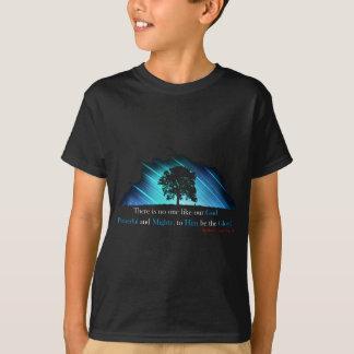 Niemand mögen unseren Gott-T - Shirt durch Daniela