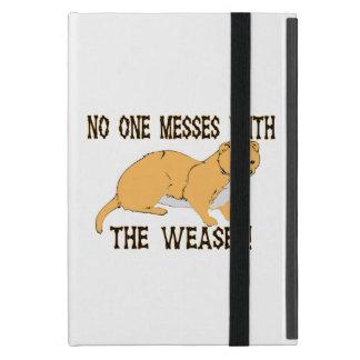 Niemand verwirrt mit dem Weasel iPad Mini Schutzhülle