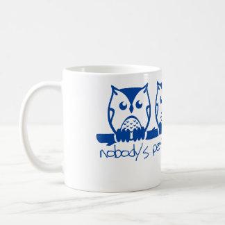 Niemanden perfekt kaffeetasse