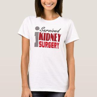 Nieren-Operations-Überlebend-Shirt T-Shirt