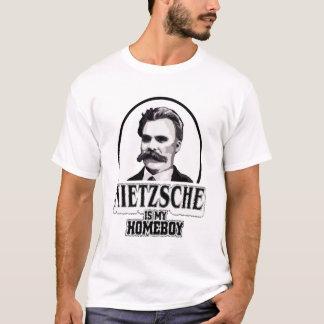 Nietzsche ist mein Homeboy   atheisten-Shirt T-Shirt