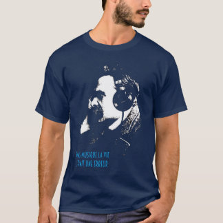 Nietzsche: Sans vertont den Vie serait vereinigt T-Shirt