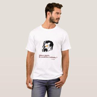 Nietzsche und Musik T-Shirt