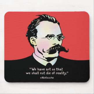 Nietzsche - Wirklichkeit der Kunst-V. Mauspads