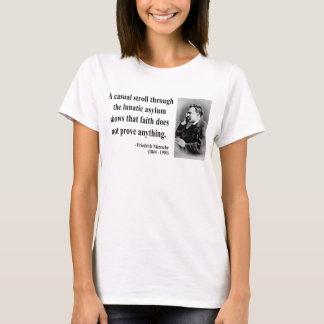 Nietzsche Zitat 1b T-Shirt