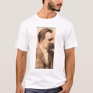 Nietzsches tatsächliche Welt T-Shirt