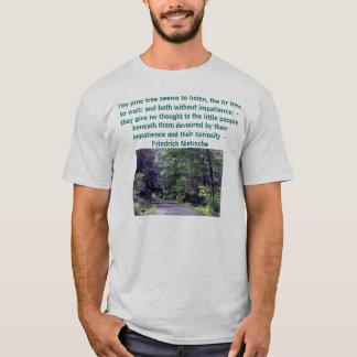 Nietzsches Wald - Shirt